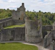 Castillo ascendente Imagen de archivo libre de regalías