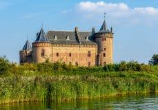 Castillo bien preservado imagen de archivo libre de regalías