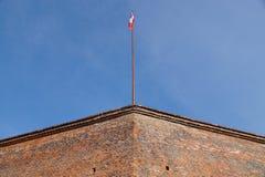 Castillo Brno de Spilberk imágenes de archivo libres de regalías