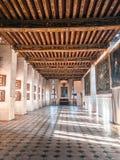 Castillo/Château de Brissac imagenes de archivo