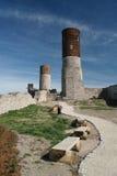 Castillo Checiny Imagenes de archivo
