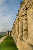 Castillo Chesterfield de Bolsover Fotografía de archivo libre de regalías