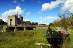 Castillo Co. Clare Irlanda de Bunratty Fotos de archivo libres de regalías