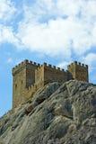 Castillo consular Foto de archivo libre de regalías