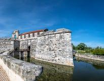 castillo Cuba De Fuerza Havana losu angeles real Zdjęcie Royalty Free