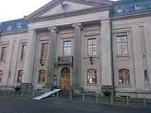 Castillo de Ã-renäs, el municipio de Landskrona, Suecia Imágenes de archivo libres de regalías