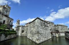 Castillo de Ла Реальн Fuerza Стоковое Изображение