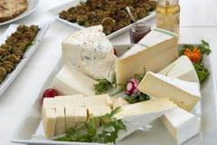 CASTILLO de abastecimiento de la comida fría TERCESI Imagenes de archivo