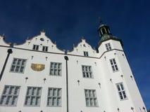 Castillo de Ahrensburg Fotografía de archivo