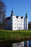 Castillo de Ahrensburg Imágenes de archivo libres de regalías