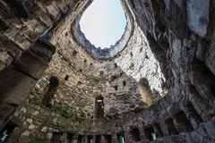 Castillo de Ananuri Imagen de archivo