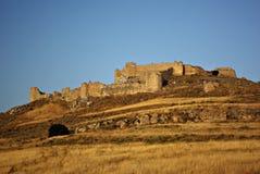 Castillo de Argos Fotos de archivo