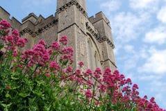 Castillo de Arundel Imágenes de archivo libres de regalías