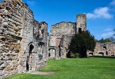 Castillo de Ashby Imágenes de archivo libres de regalías