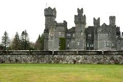 Castillo de Ashford, Co. Mayo - Irlanda Fotografía de archivo