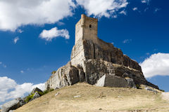 Castillo de Atienza Royalty Free Stock Images