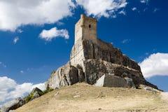 Castillo de Atienza Immagini Stock Libere da Diritti