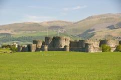Castillo de Beaumaris Fotos de archivo