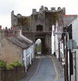 Castillo de Beaumaris Imagenes de archivo