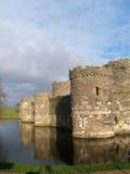 Castillo de Beaumaris imagen de archivo