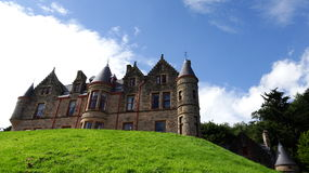 Castillo de Belfast Foto de archivo libre de regalías