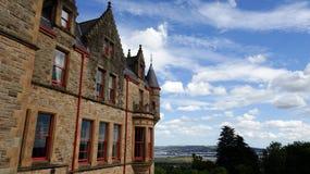 Castillo de Belfast Fotografía de archivo