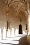 Castillo de Bellver Foto de archivo libre de regalías