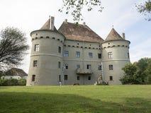 Castillo de Bethlen-Haller, Rumania imagen de archivo