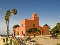Castillo de BilBil (Benalmadena) royalty free stock photos