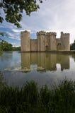 Castillo de Bodiam imagen de archivo