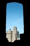 Castillo de Bodiam Fotos de archivo libres de regalías