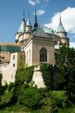 Castillo de Bojnický Imagen de archivo libre de regalías