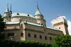 Castillo de Bojnický Fotografía de archivo libre de regalías