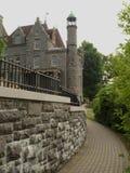 Castillo de Boldt Fotos de archivo libres de regalías