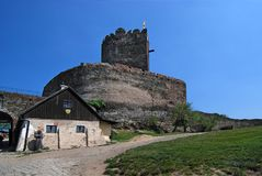 Castillo de Bolkow, Polonia, Europa Fotos de archivo