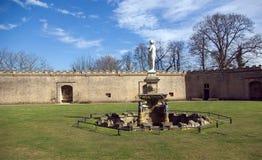 Castillo de Bolsover Fotografía de archivo