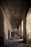 Castillo de Borgholm Imágenes de archivo libres de regalías