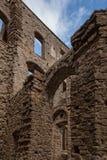 Castillo de Borgholm (Borgholm Slott) Fotos de archivo libres de regalías
