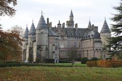Castillo de Bornem, Bélgica fotografía de archivo libre de regalías