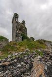Castillo de Boston en Irlanda fotos de archivo libres de regalías