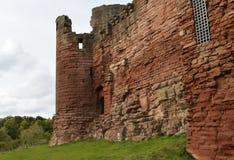 Castillo de Bothwell Imágenes de archivo libres de regalías