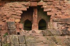 Castillo de Bothwell Foto de archivo