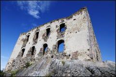 Castillo de Brahehus imagen de archivo libre de regalías