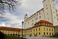 Castillo de Bratislava, Eslovaquia, Europa Fotografía de archivo