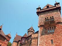 Castillo de Braunfels Foto de archivo