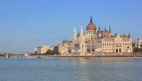 Castillo de Buda Imagen de archivo libre de regalías
