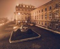 Castillo de Buda Fotografía de archivo libre de regalías
