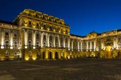 Castillo de Buda - Budapest - Hungría Imagen de archivo libre de regalías