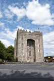 Castillo de Bunratty Foto de archivo libre de regalías