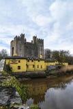 Castillo de Bunratty Imagen de archivo libre de regalías